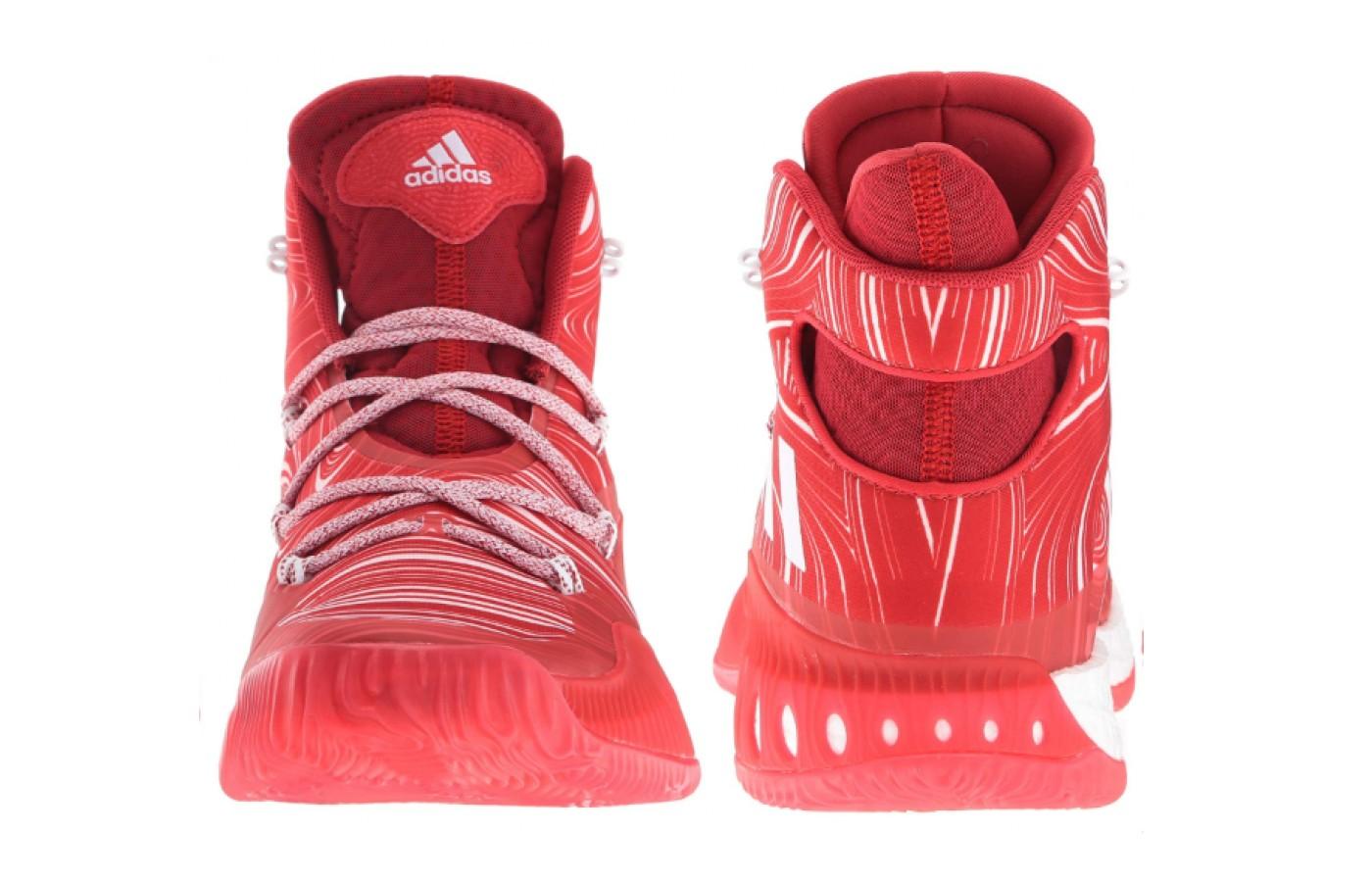 Adidas Crazy Explosive Heel