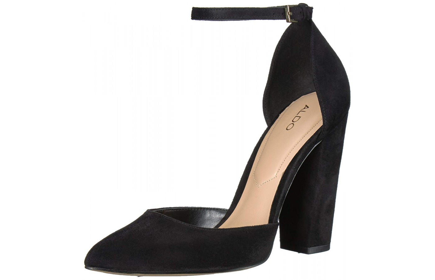 The sleek look of the ALDO Nicholes pump.