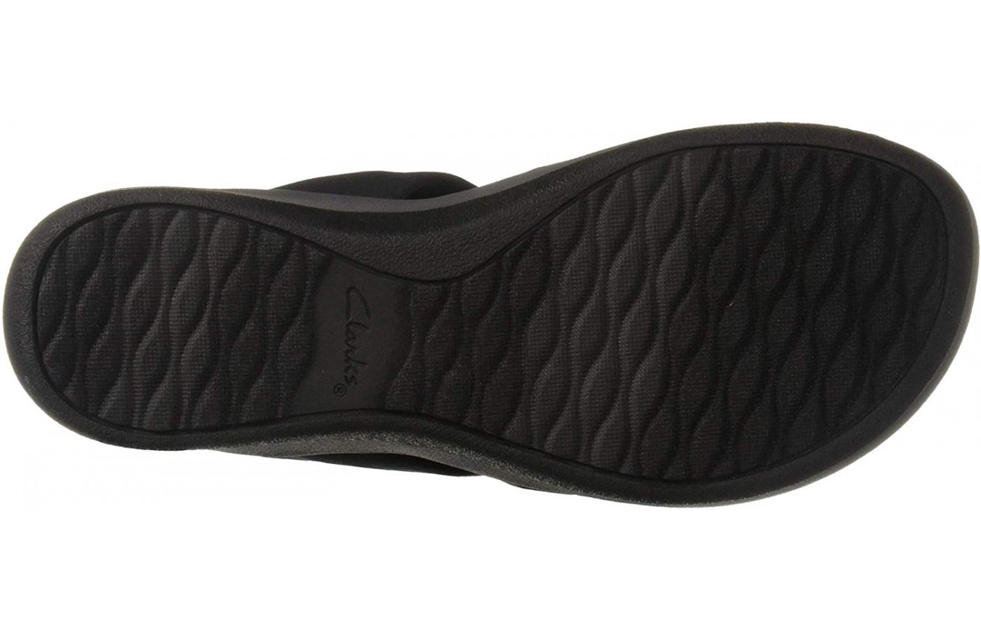 The traction on the outsole of the Arla Jane.