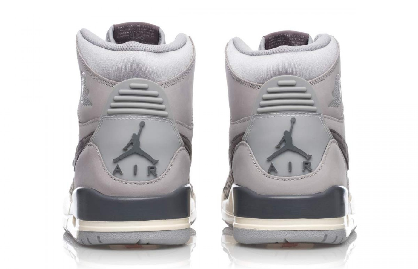 Jordan Nike Air Legacy 312  heel