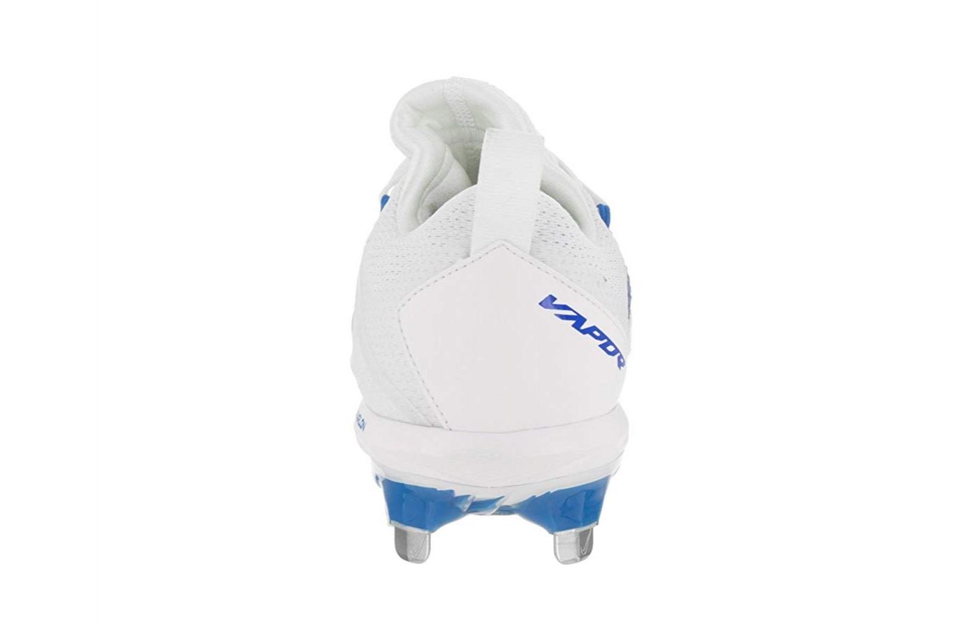 timeless design 4af52 08ce7 ... Nike Lunar Vapor Ultrafly heel ...