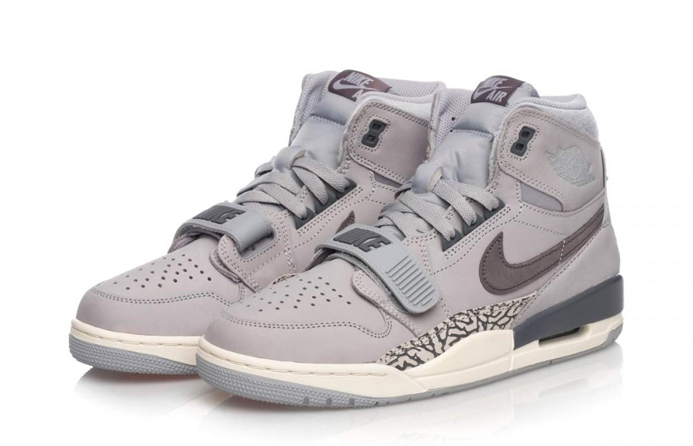 Jordan Nike Air Legacy 312 pair