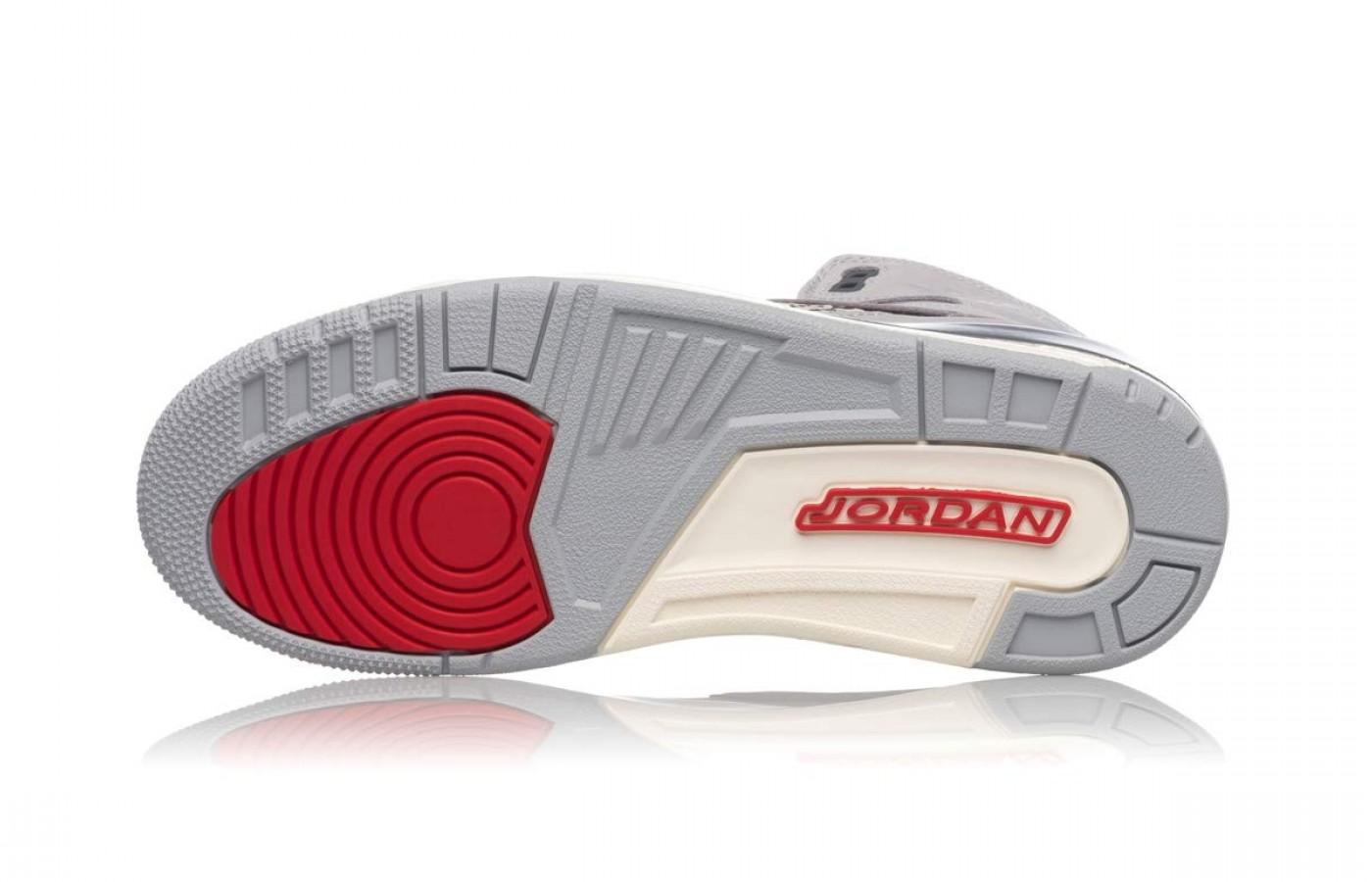 Jordan Nike Air Legacy 312 sole