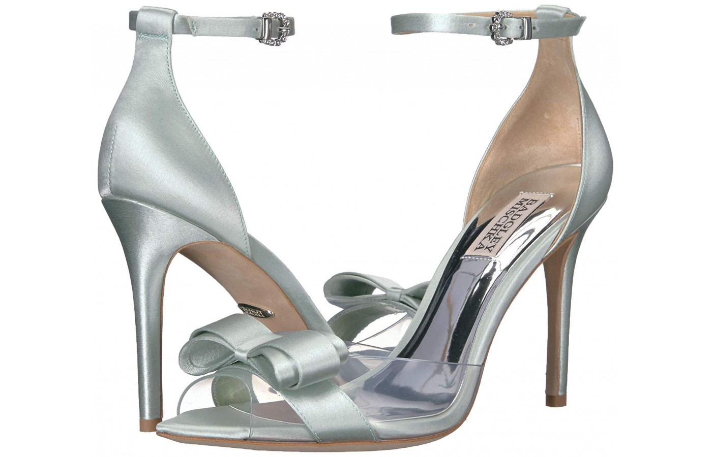 Badgley Mischka Lindsay pair