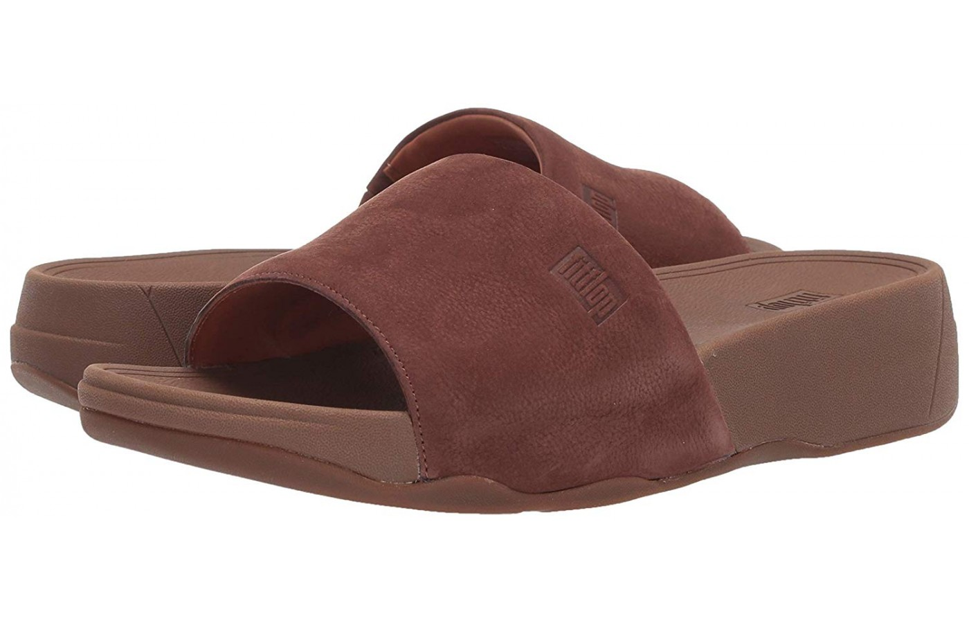 FitFlop Kano Nubuck Pair