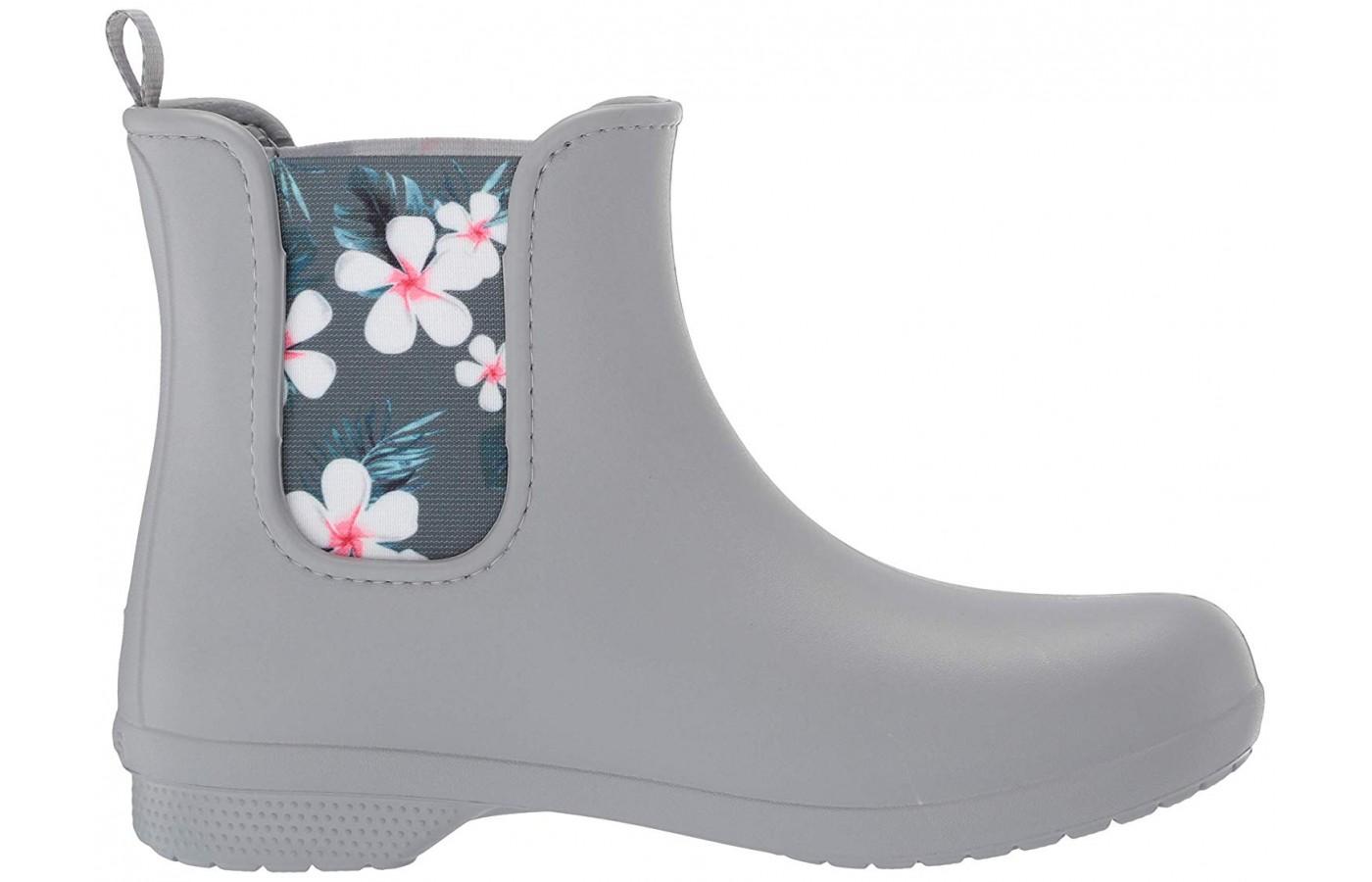 Crocs Freesail Chelsea Heel