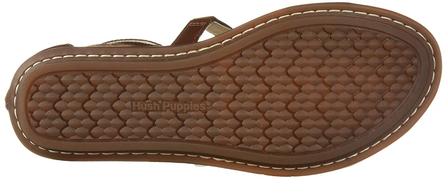 Hush Puppies Olive Gladiator Sole