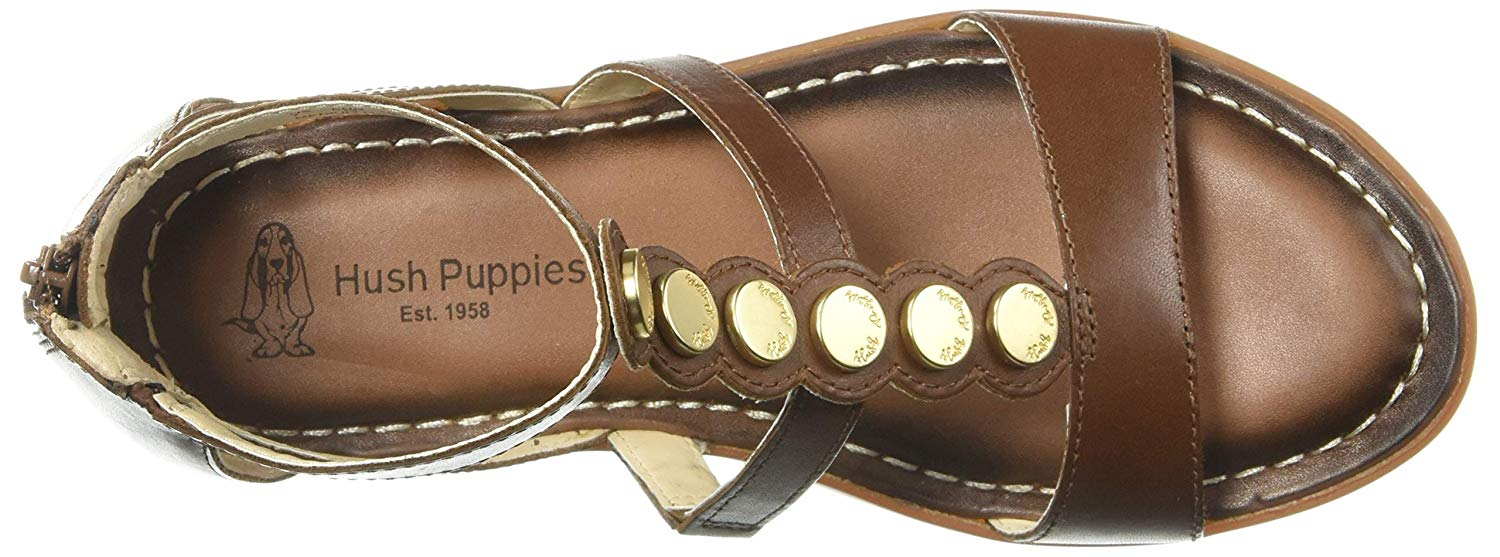 Hush Puppies Olive Gladiator Upper