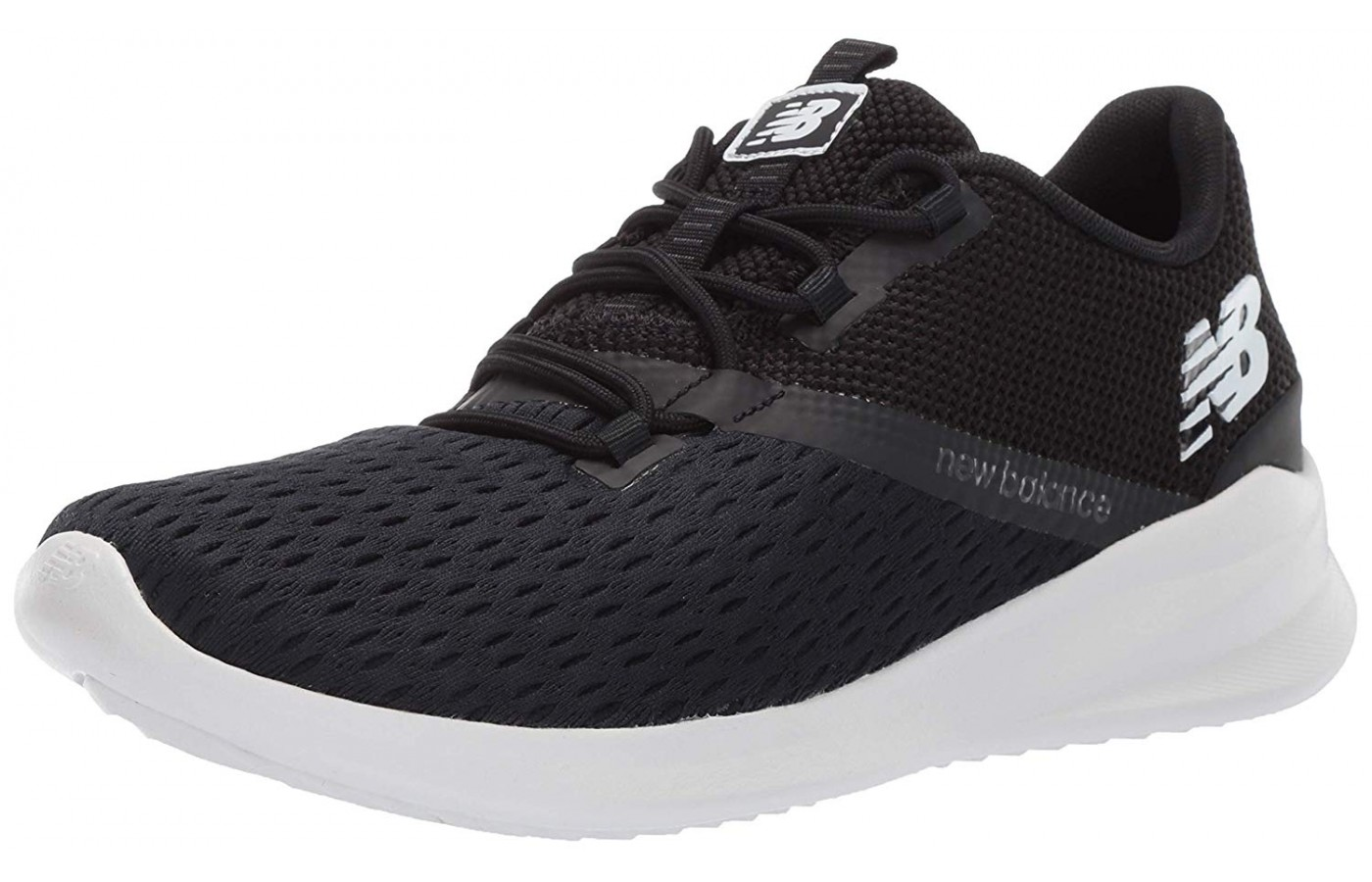 New Balance District Run Angled