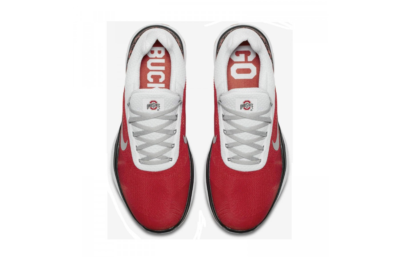 Nike Free Trainer V7 Week 0 Ohio State Buckeyes top