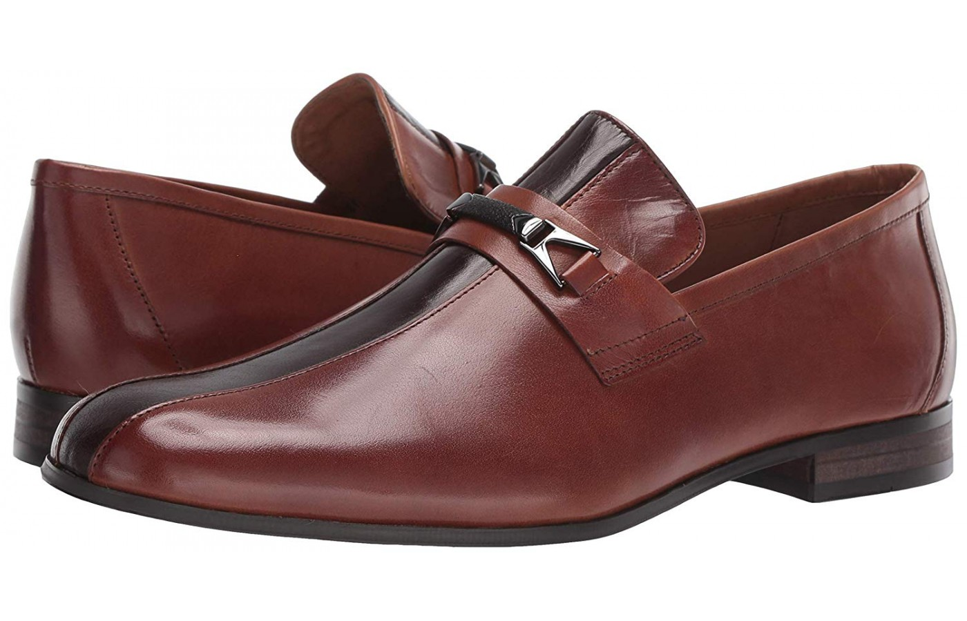 Steve Madden Graft Loafer pair