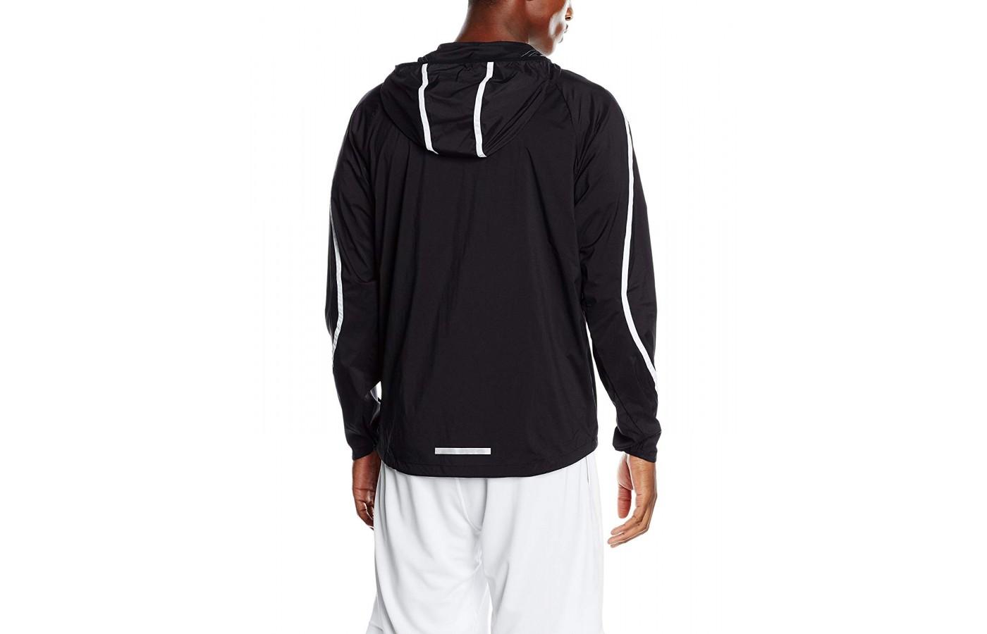 Nike Impossibly Light Jacket back