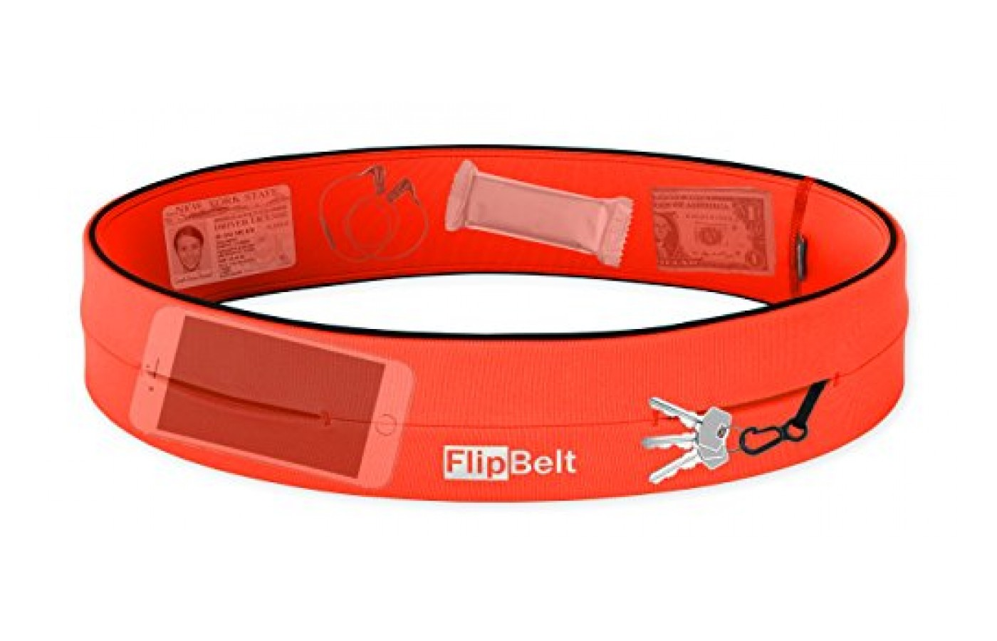 FlipBeltTransparent