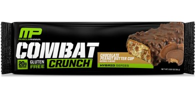 An In Depth Review of the MusclePharm Combat Crunch in 2019