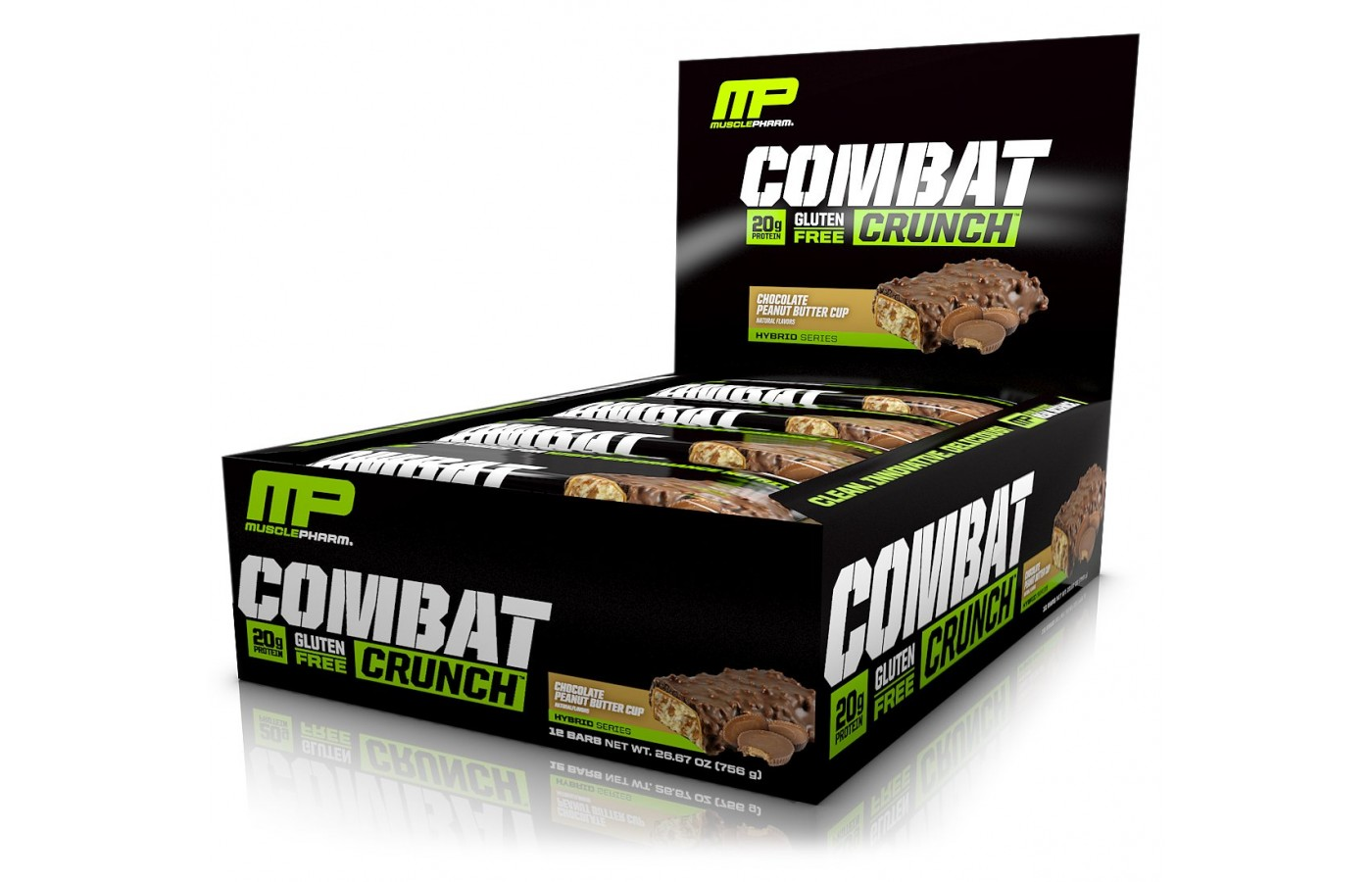 MusclePharmCombatCrunchBox