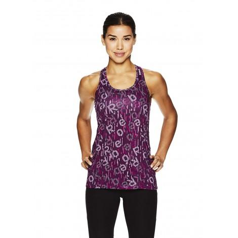 Reebok Dynamic workout tank top purple