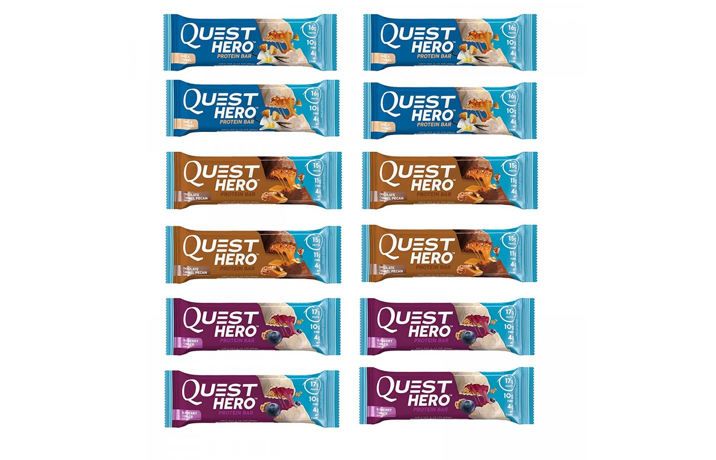QuestHeroVariety