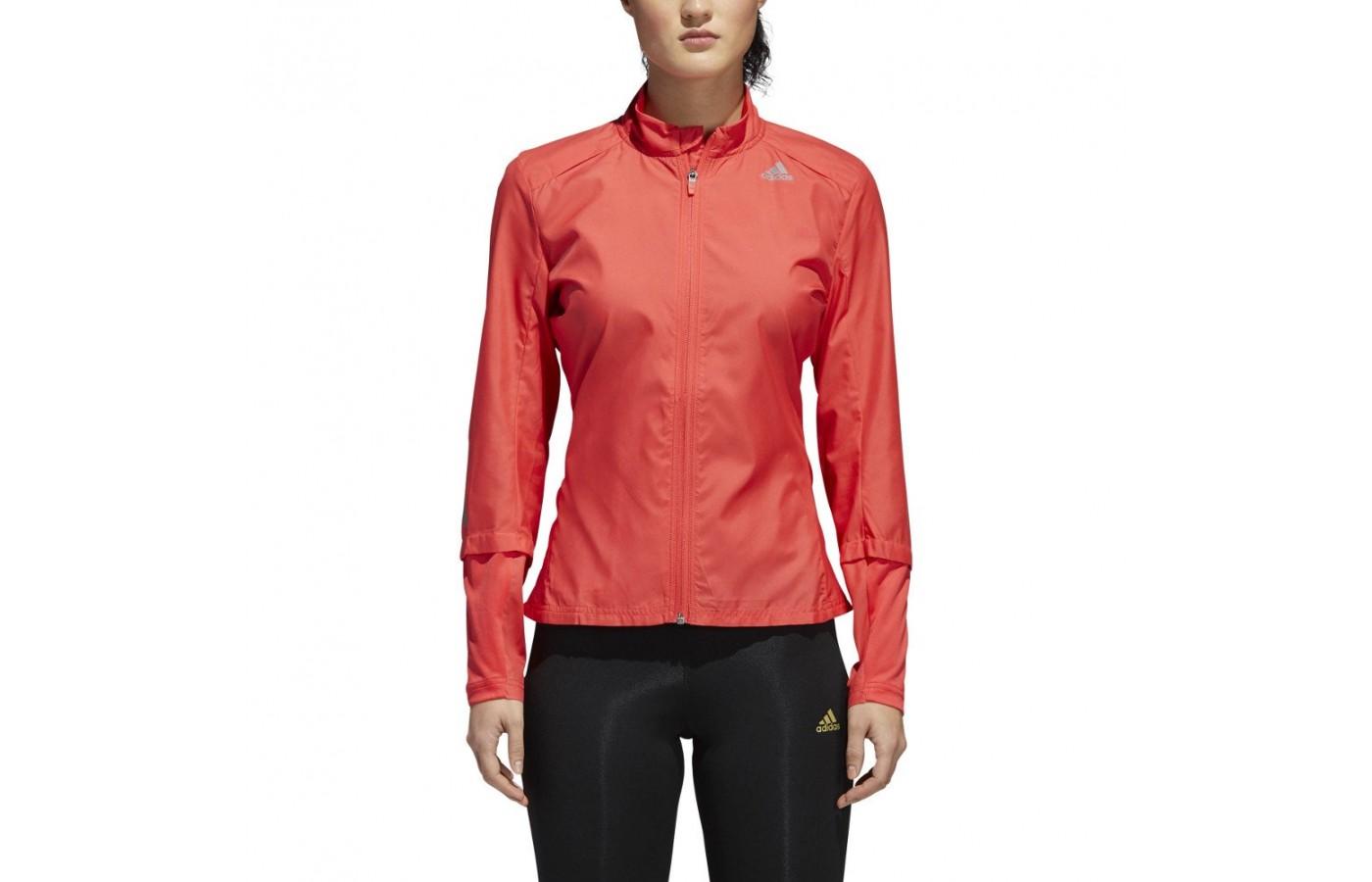 Adidas Running Response (jacket) front