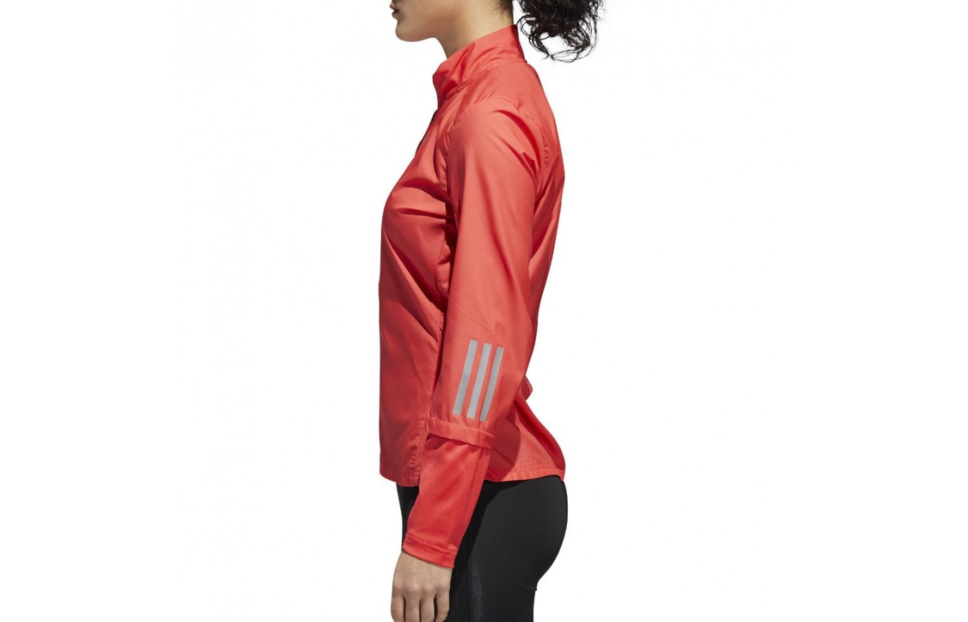 Adidas Running Response (jacket) side