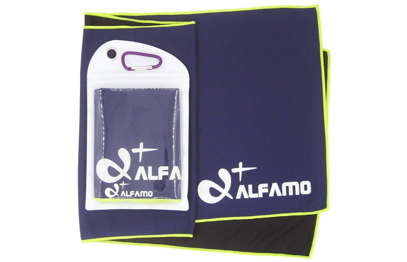 Alfamo Towel