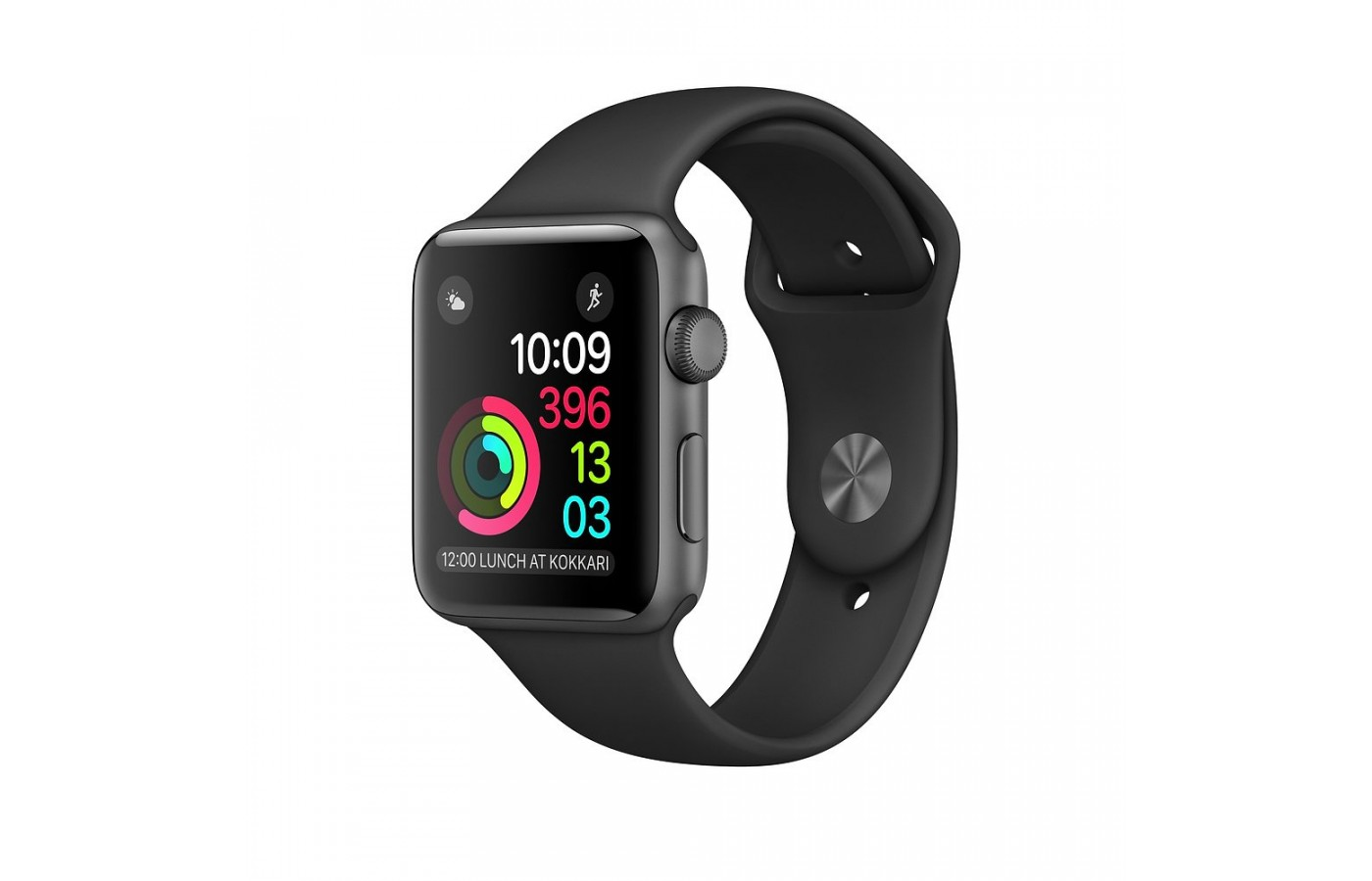 Apple Watch Series 2 Angled
