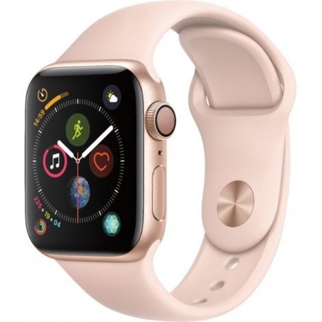 Apple Series 4 sports watch