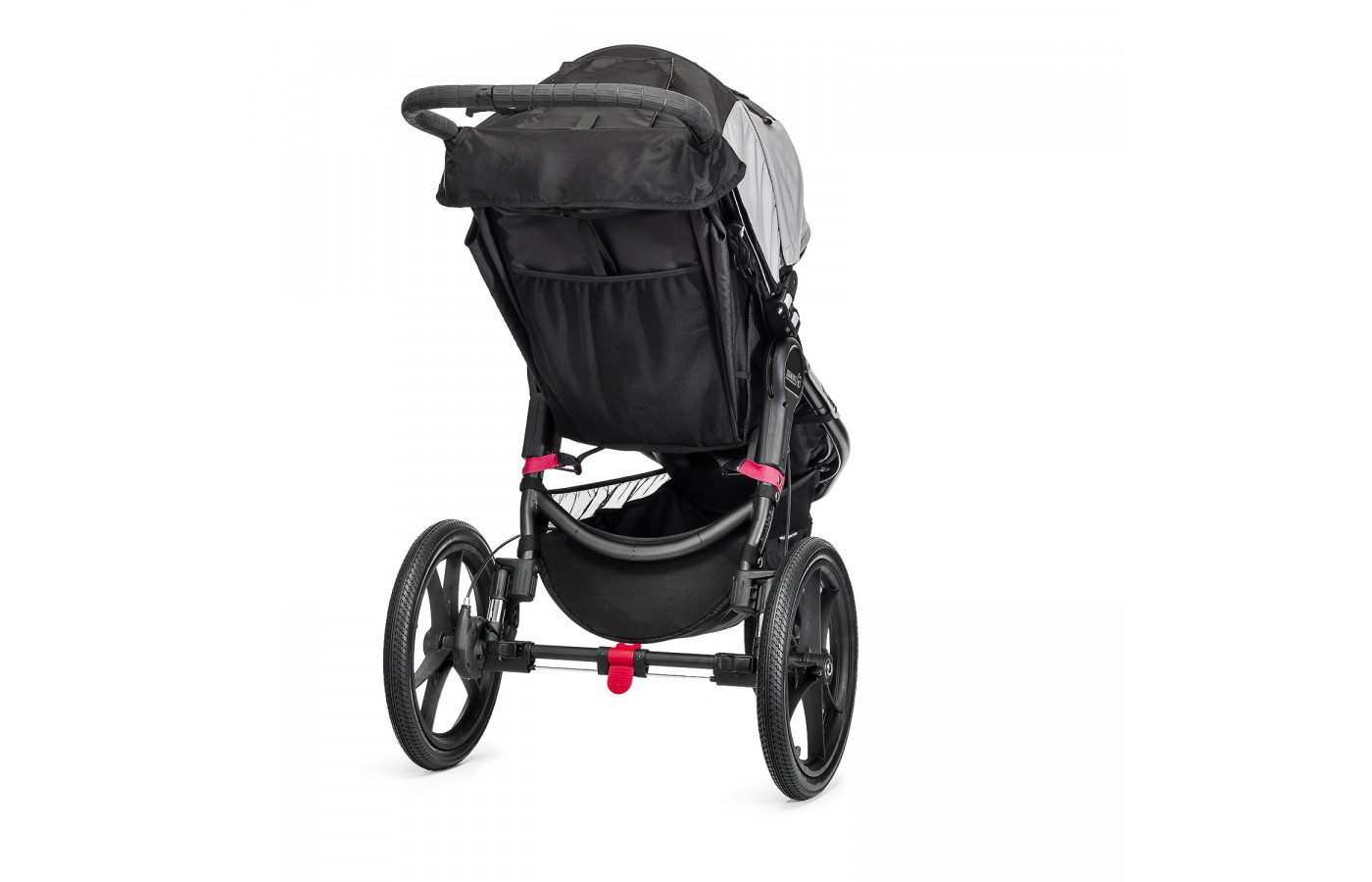 Baby Jogger Summit X3 back