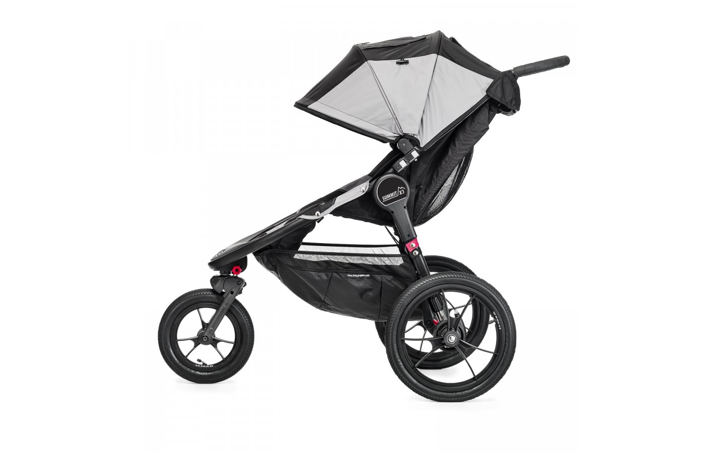 Baby Jogger Summit X3 side