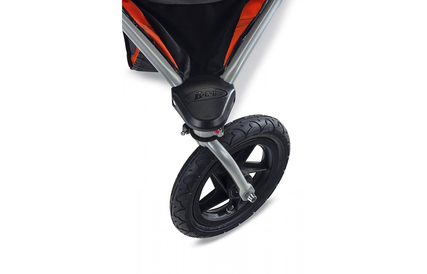 Bob Revolution Flex Duallie wheel
