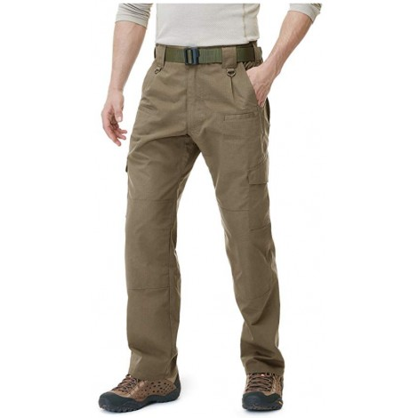 CQR Men's Tactical Assault Cargo hiking pants
