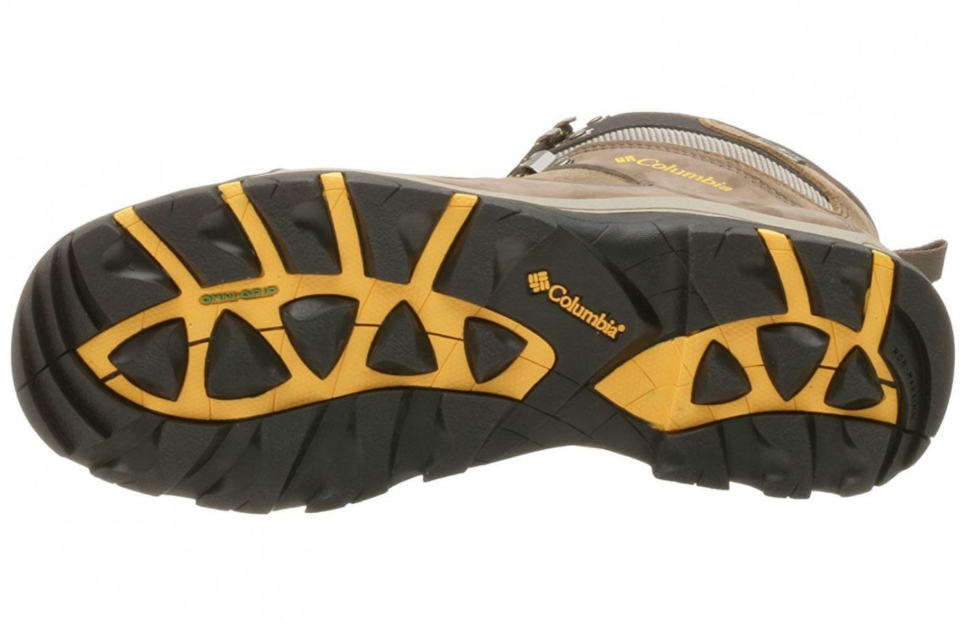 Columbia Frontier Peak GTX Sole