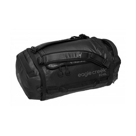 Eagle Creek Cargo Hauler black gym bag