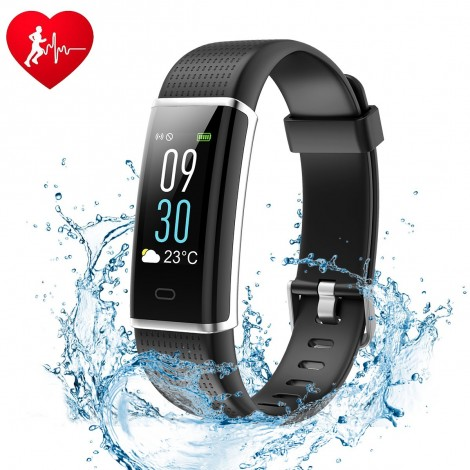 Ginsy watch for runners