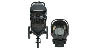 An in depth review of the Graco Trax Jogger in 2019