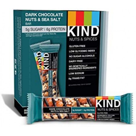 KIND-KIND Nuts & Spices-best-energy-bars-reviewed