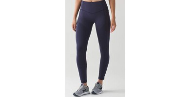 An in depth review of the Lululemon All The Right Places in 2019