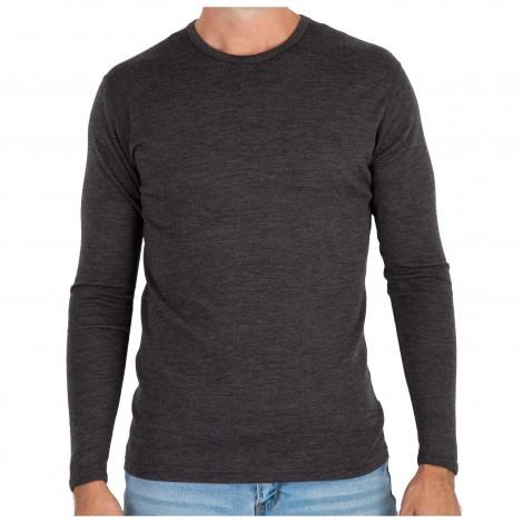 MeriWool Midweight merino wool base layer t shirt