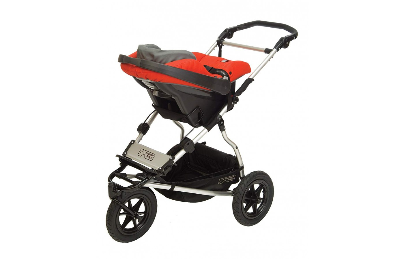 Mountain Buggy Urban Jungle red