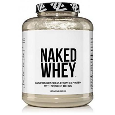 Naked Whey 100% premium grass fed whey protein