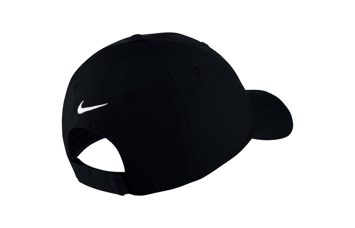 Nike Golf Dri-FIT black back