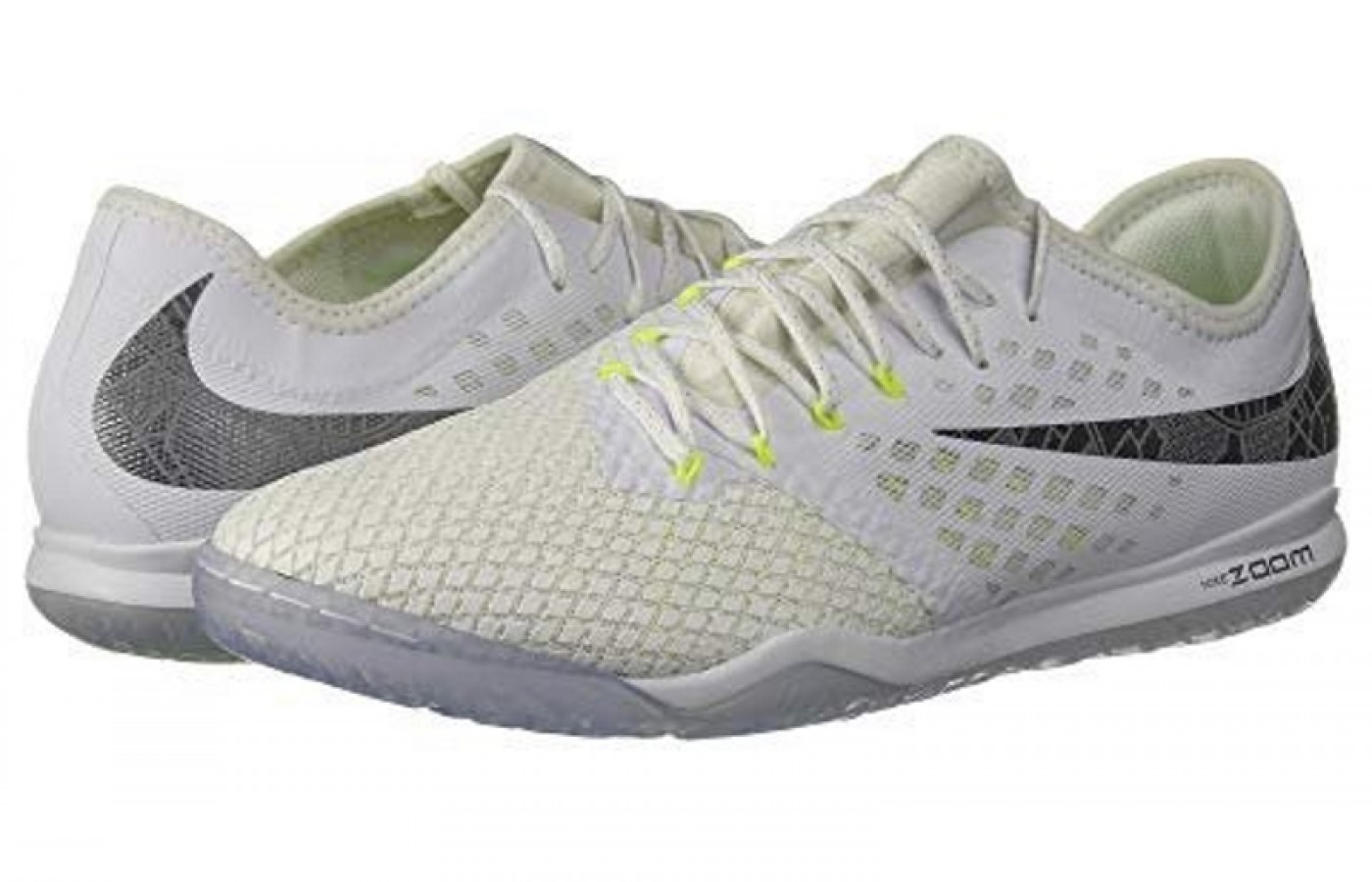 Nike Zoom Hypervenom X 3 Pro IC Angled View