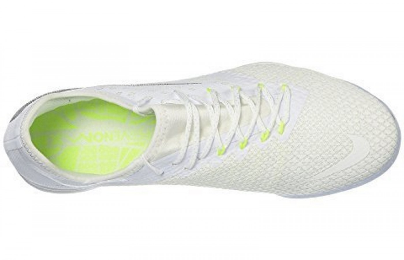 Nike Zoom Hypervenom X 3 Pro IC Top View