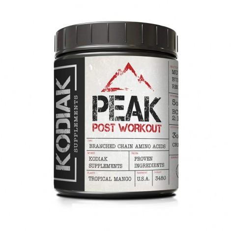 Peak Post Workout supplements