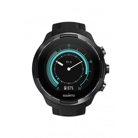 Suunto 9 Black - GPS sports watch with a long battery life