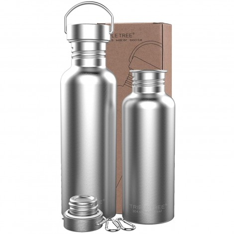 Triple Tree Uninsulated bottle