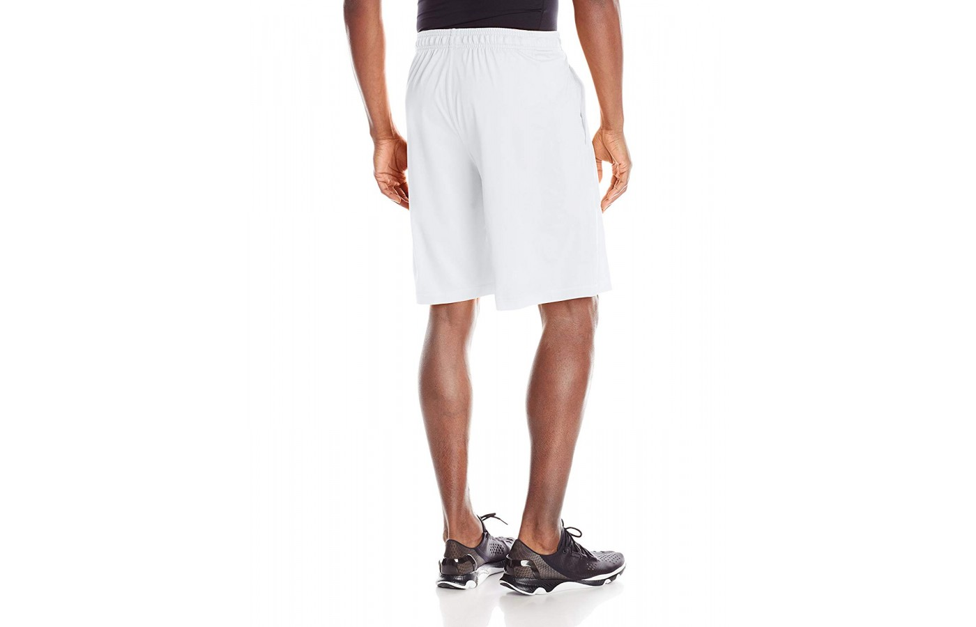 Under Armour Raid Shorts Back View