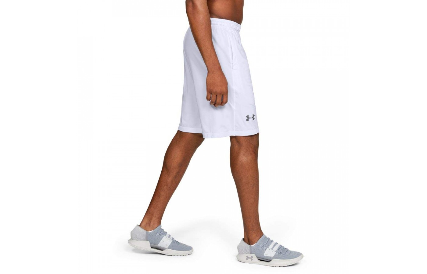 Under Armour Raid Shorts Side View