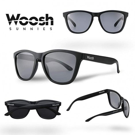 Woosh Polarized sunglasses for runners