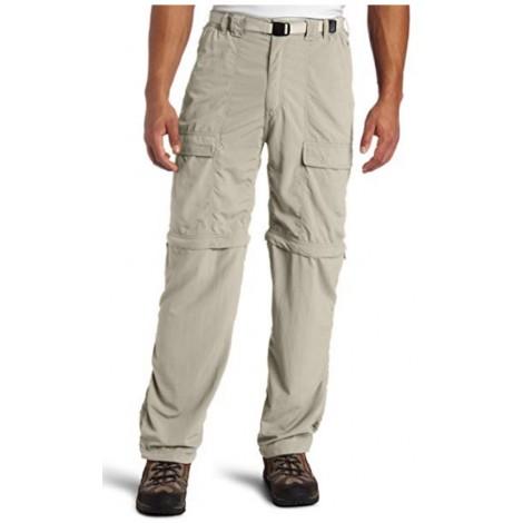 White Sierra hiking and sailing pants