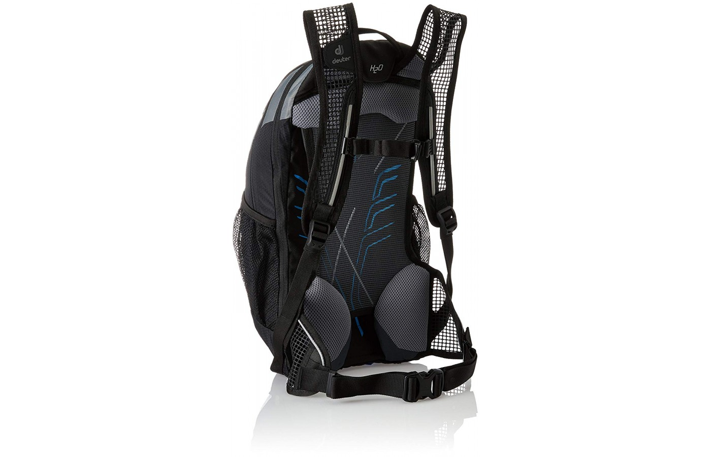Deuter's unique Aircomfort system.